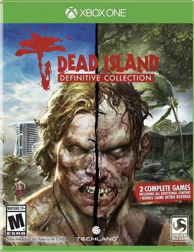 dead island definitive collection xbox one nuevo sellado