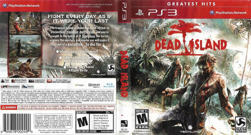 dead island: game of the year edition - ps3