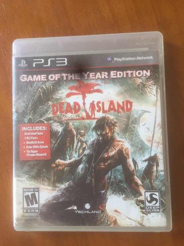 dead island ps3 físico
