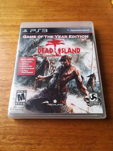 dead island ps3 original
