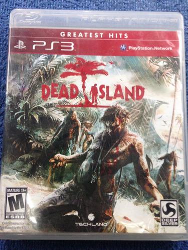 dead island ps3 play 3 vendo o cambio