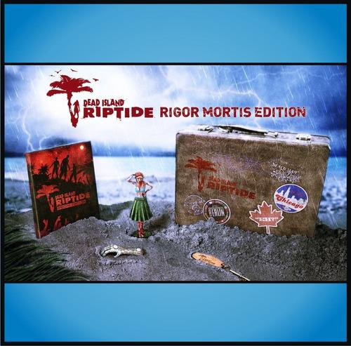 dead island rigor mortis xbox 360 sellado | promocion $1099!