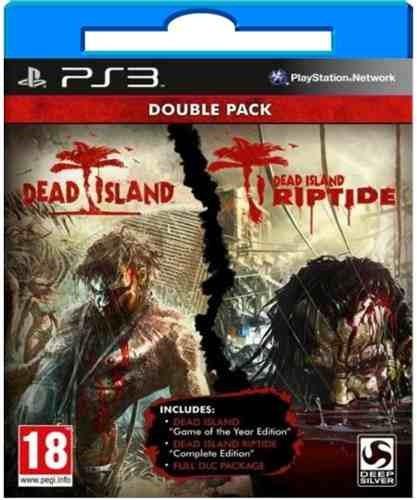 dead island + riptide + dlcs ps3 codigo psn