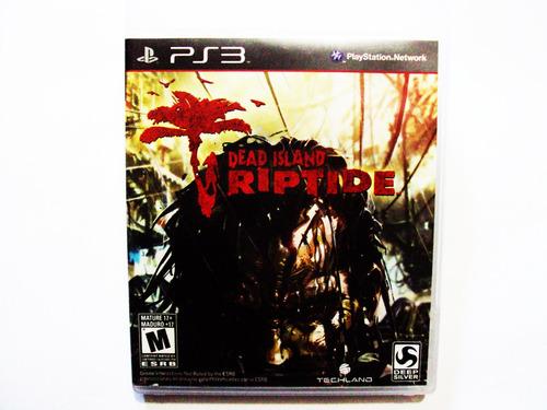 dead island riptide ps3 - playstation 3