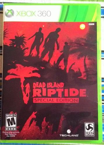 dead island riptide - special edition