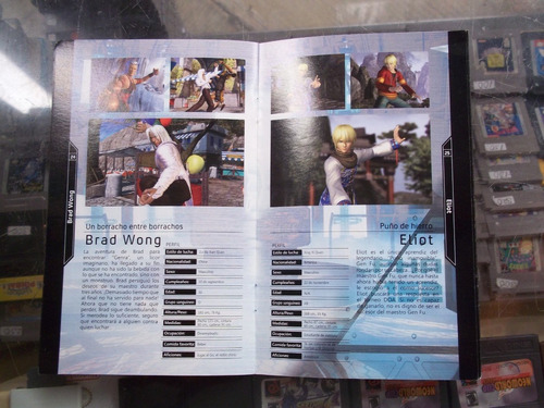 dead of alive 4 xbox 360 solo manual o instruction booklet