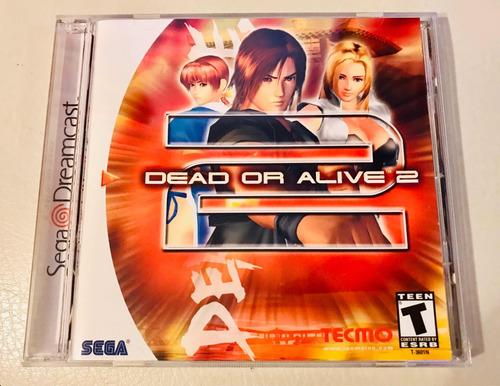 dead or alive 2 / sega dreamcast - fox store