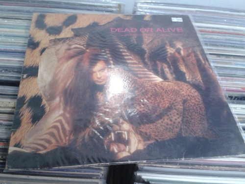 dead or alive - sophisticated boom boom lp