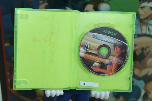 dead or alive xtreme beach volleyball para xbox sin manual