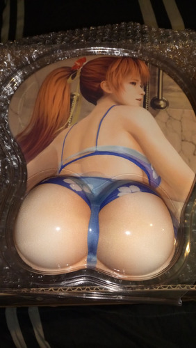 dead or alive xtreme venus vacation 3d mouse pad kasumi!!!
