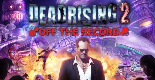 dead rising 2 off the record -steam - español - original