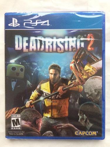 dead rising 2 ps4 nuevo sellado envíos