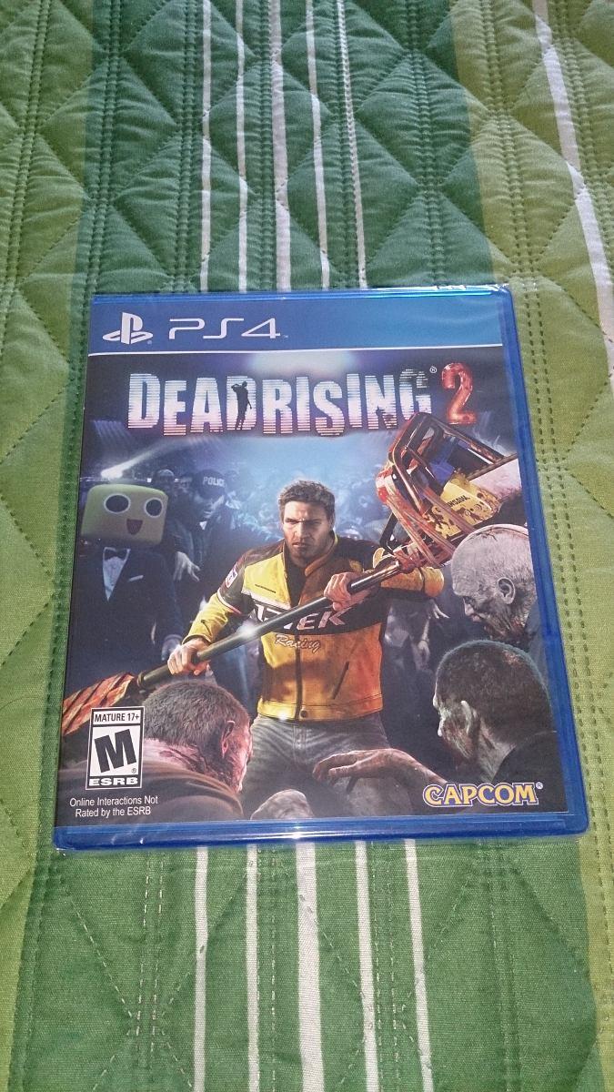 Dead Rising 2 Sellado Juego Playstation 4 Ps4 18000 En Mercado Cargando Zoom