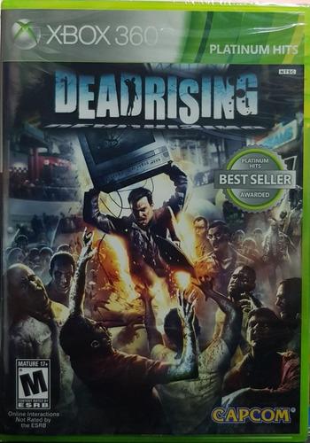dead rising.-xbox 360