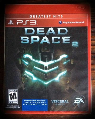 dead space 2 - nuevo - incluye demo dead space extraction