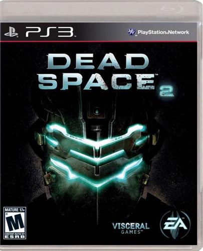 dead space 2 ps3 disco nuevo y sellado