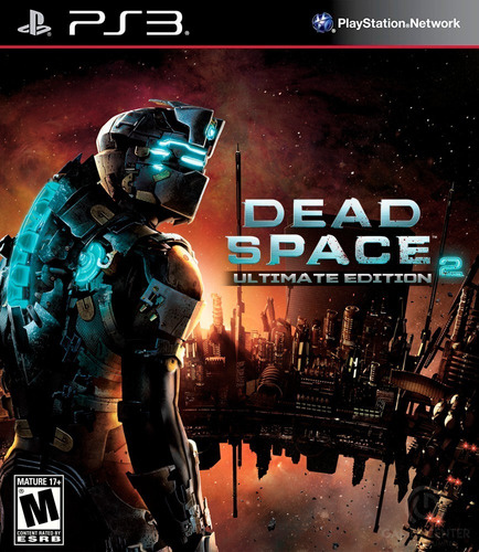 dead space 2 ult edition + mars wars log ps3