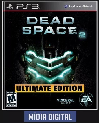 dead space 2 ultimate edition psn ps3
