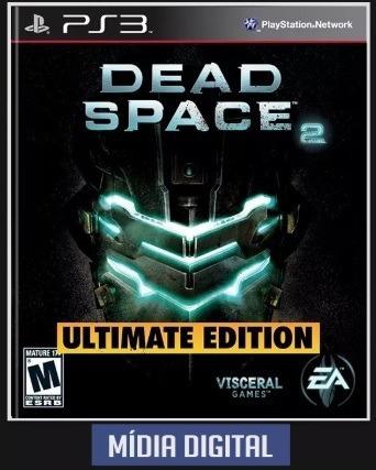 dead space 2 ultimate edition psn ps3 promoção