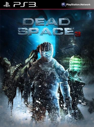 dead space 3 edicion completa con dlc ~ ps3 digital español
