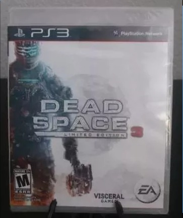 dead space 3 limited edition ps3