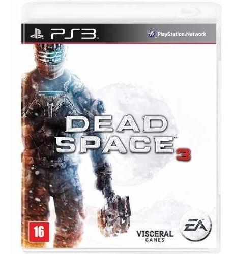 dead space 3 novo e lacrado mídia física rcr games