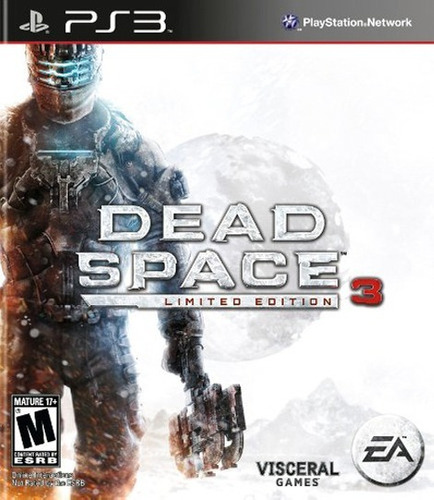 dead space 3 nuevo y sellado - playstation 3 - ps3