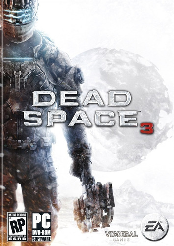 dead space 3 - origin gift card