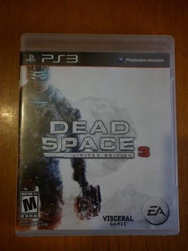 dead space 3 para ps-3