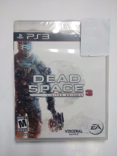 dead space 3.-ps3