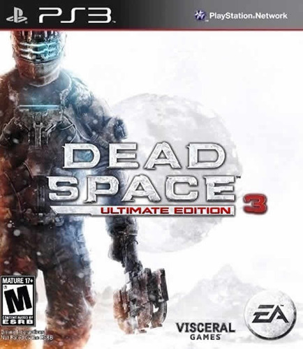 dead space 3 ultimate edition digital ps3