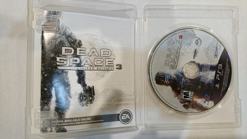 dead space 3 y lego harry potter years 1-4 playstation3 ps3