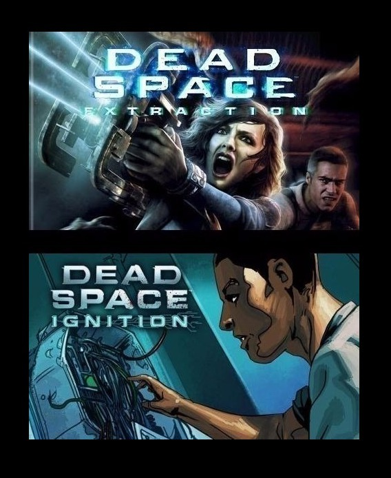 Dead Space Extraction Dead Space Ignition Ps3 Digital S 20