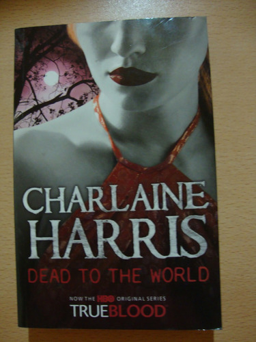 dead to the world - charlaine harris - true blood 4