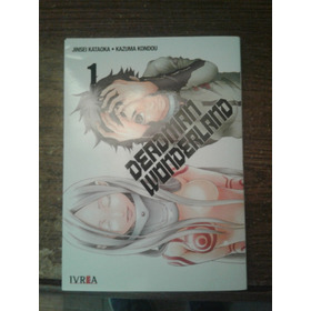 Deadman Wonderland-manga Vol.1