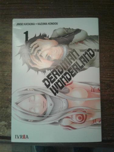 deadman wonderland-manga vol.1