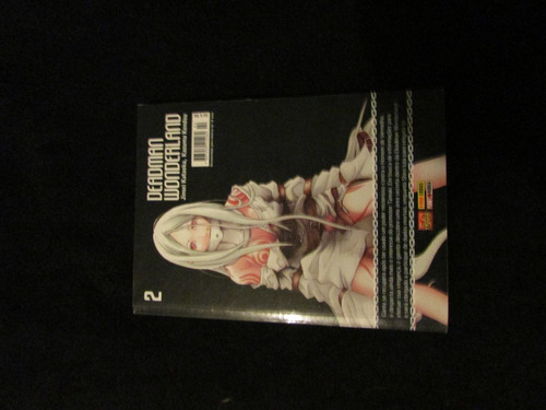 deadman wonderland vol. 2