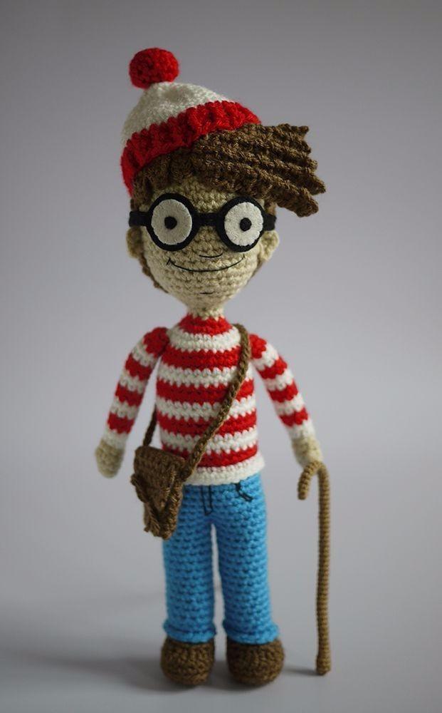 Amigurumi Crochet Dress Pattern : Deadpool Amigurumi - USD 20.000 en Mercado Libre