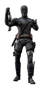 New Dusty Version Hot Toys MMS 505 Deadpool Ryan Reynolds Wade Wilson