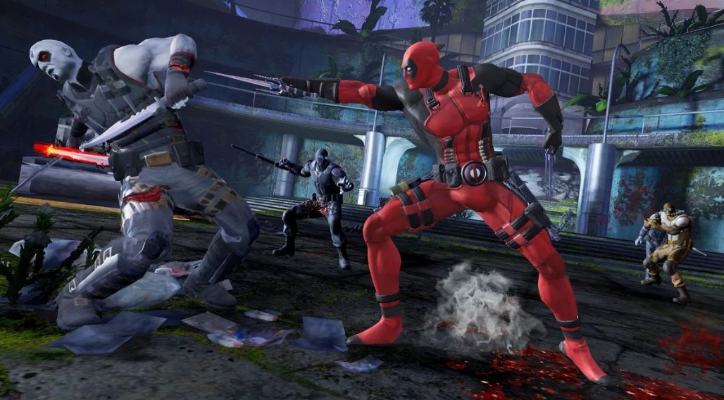 Deadpool Ps3 - Digital (game Over) - $ 174,99 en Mercado Libre