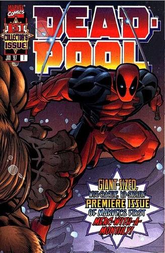 deadpool vol 1 cómics digital español
