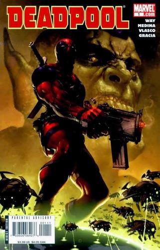 deadpool vol 2 cómics digital español