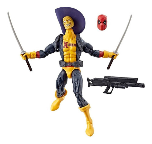 deadpool x-men , marvel legends - wyvern -