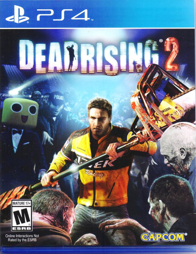 deadrising 2 dos playstation 4 ps4