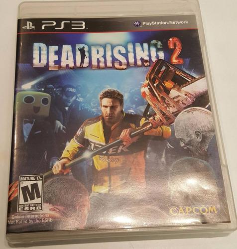 deadrising 2 ps3 envio gratis