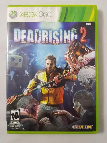 deadrising 2 xbox 360 mídia física pronta entrega