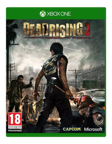 deadrising 3 - xboxone