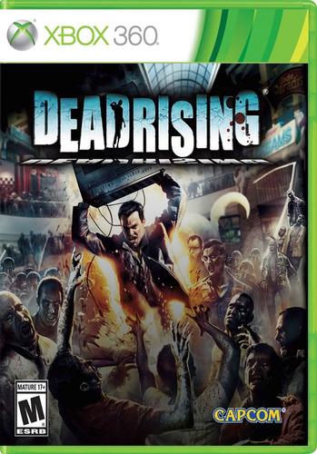 deadrising seminuevo xbox 360 en igamers