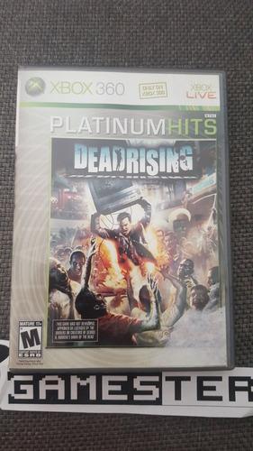 deadrising xbox 360