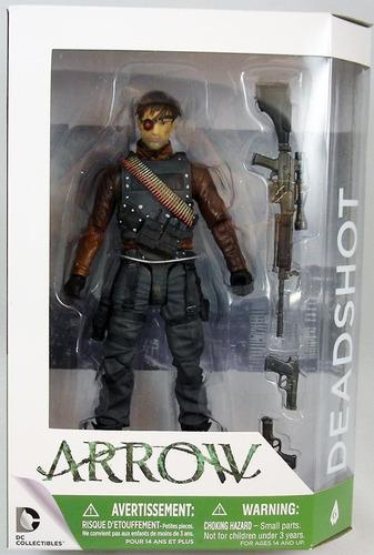 deadshot dc collectibles arrow